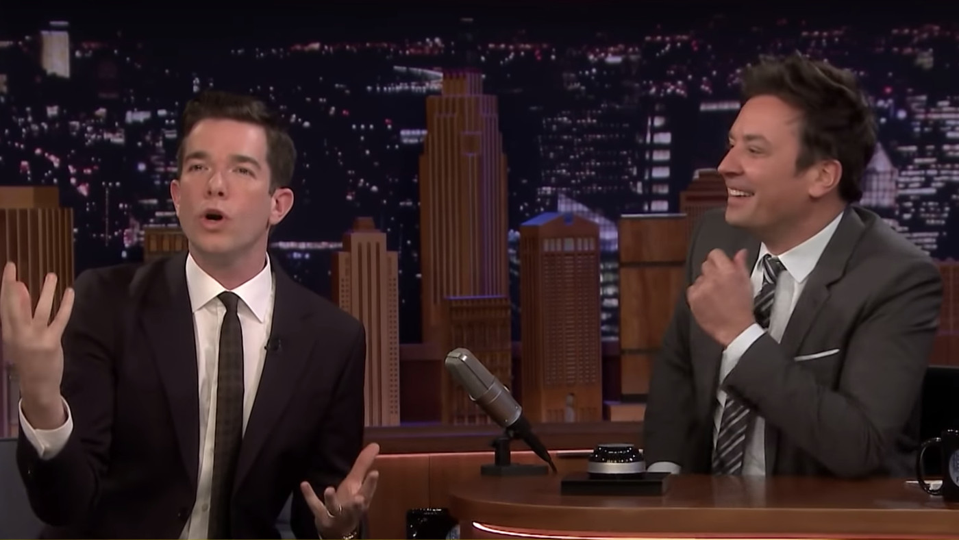 John Mulaney's Harsh Holiday Opinions Had Me In Tears