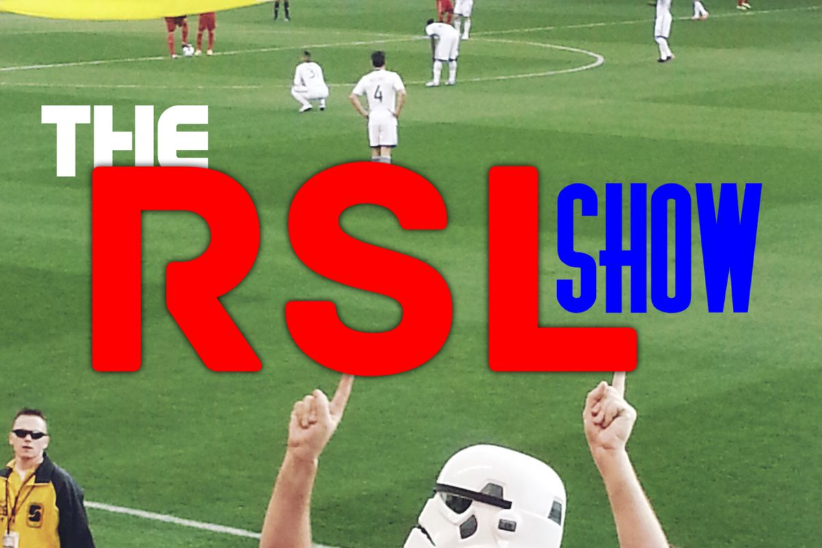 RSL SHOW (100) - If Zlatan is a Lion, what is Andy Williams