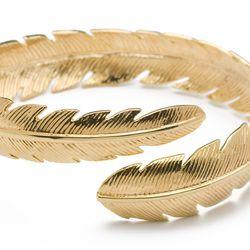 The Feather Bangle, $24 (reg $60)