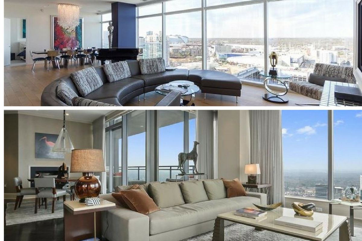 Curbed Comparisons: Top-shelf condo living in downtown ...