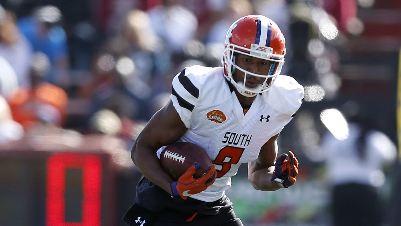 Charone Peake Scouting Report, WR, Clemson, 2016 NFL Draft - Gang Green  Nation