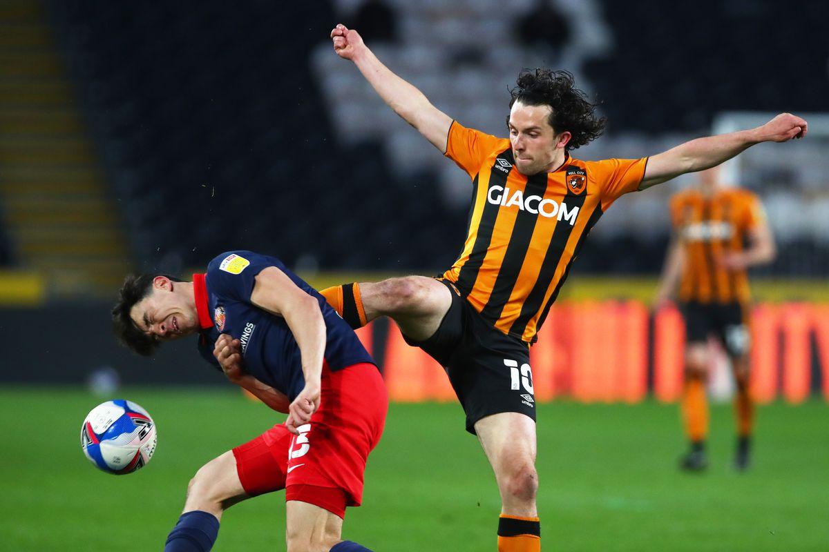 Hull City v Sunderland - Sky Bet League One