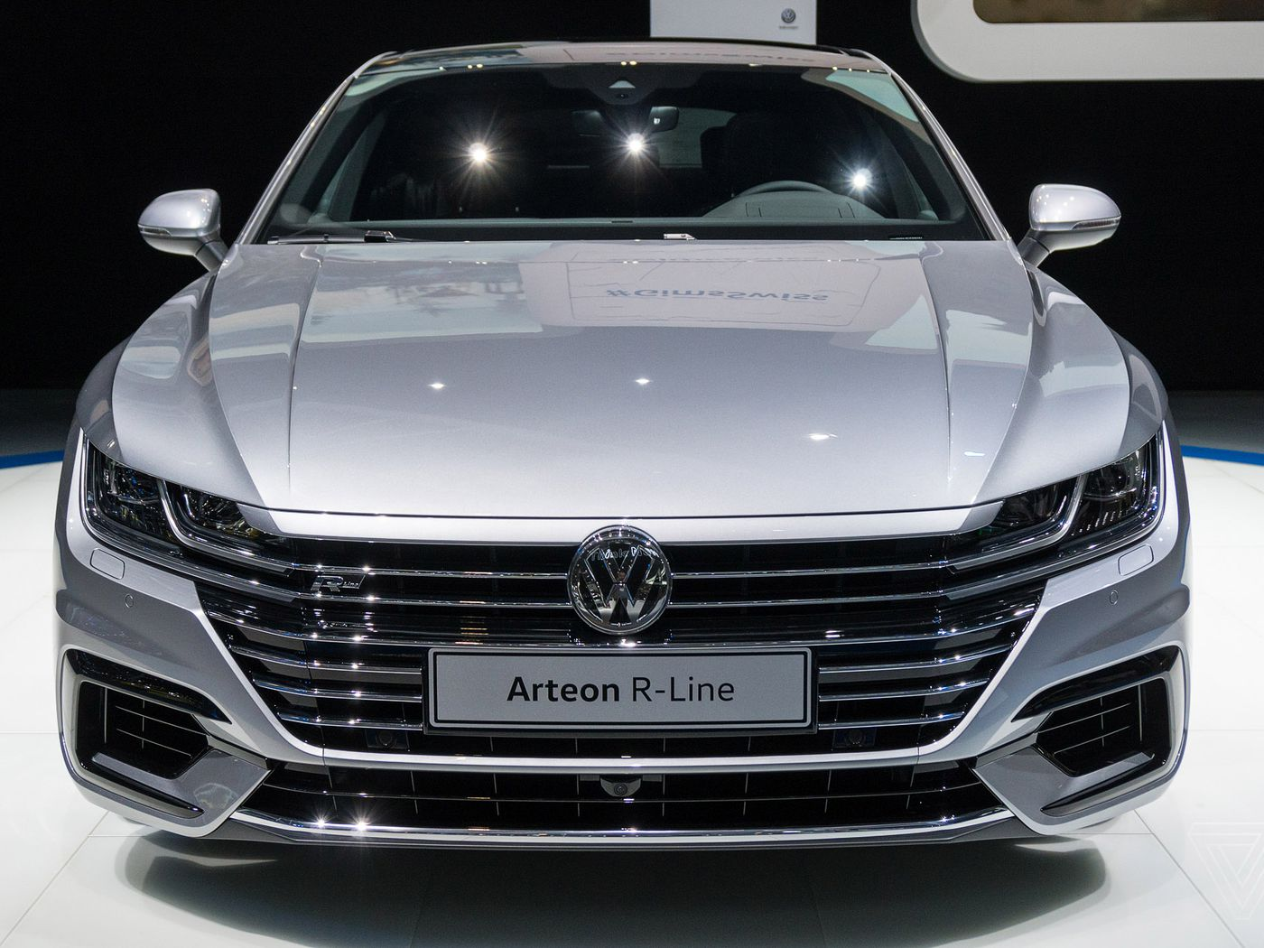 Volkswagen S Latest Car Looks Like An Audi The Verge