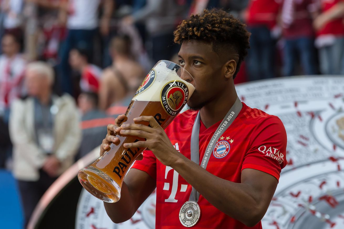 Kingsley Coman and Benjamin Pavard called up to France national team
