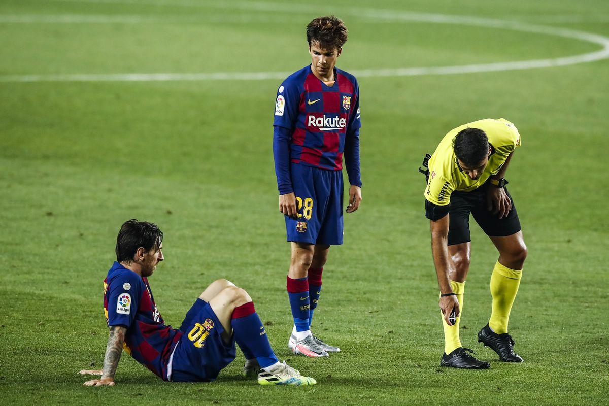 FC Barcelona v Athletic Club de Bilbao - La Liga