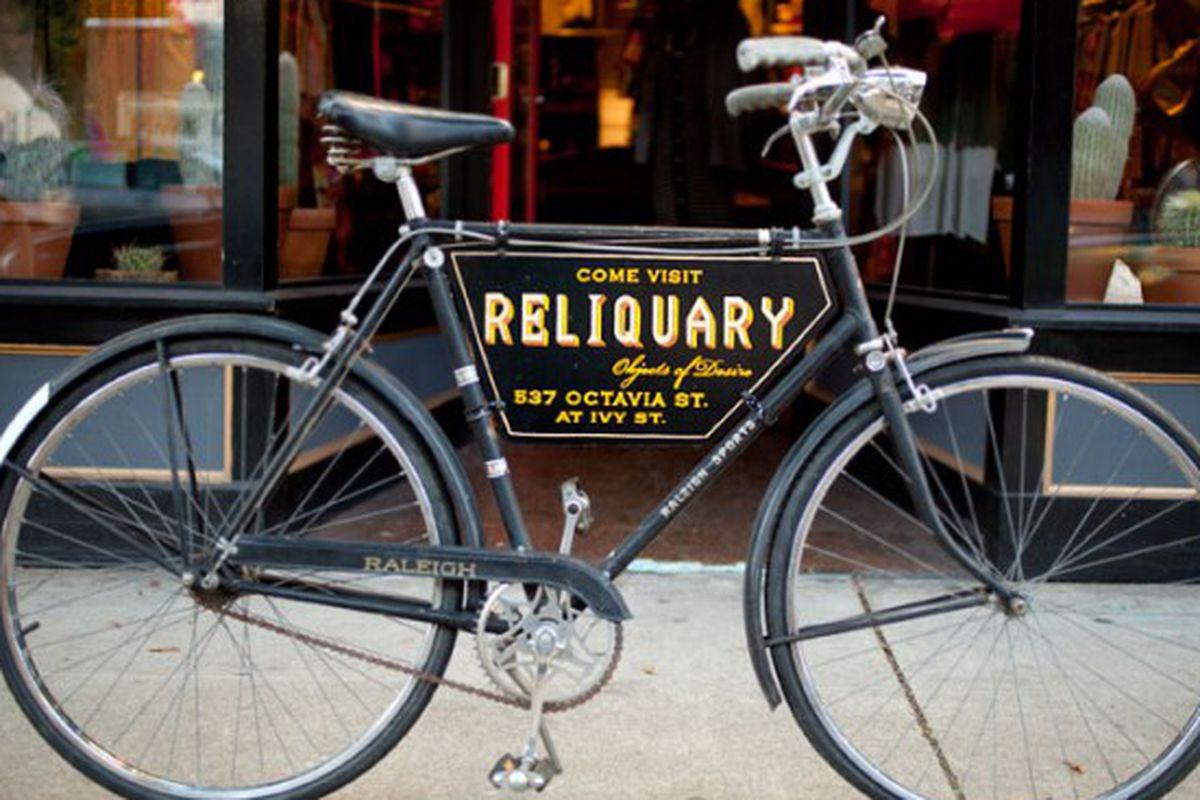 """Photo via <a href=""""http://www.reliquarysf.com"""">Reliquary</a>"""