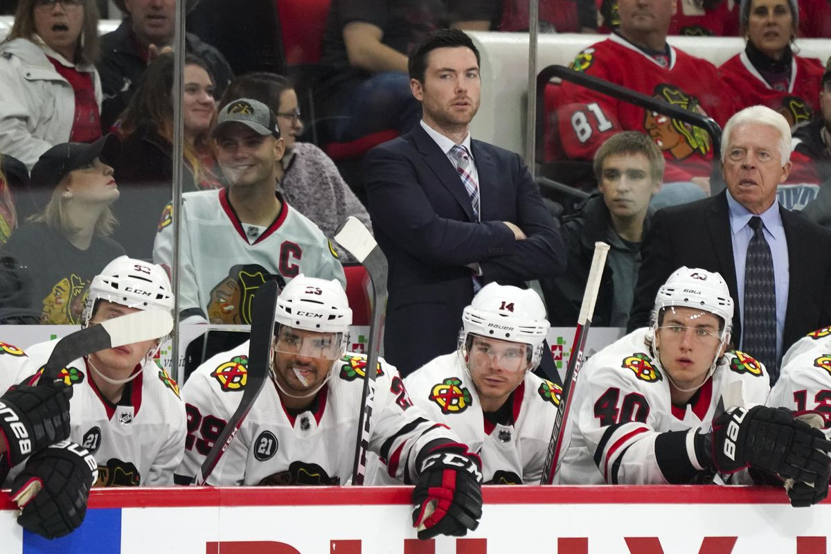 Blackhawks 2018-19 season recap: Colliton's remodeled
