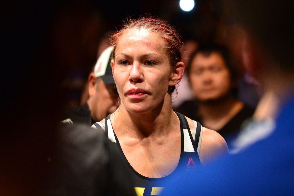 MMA: UFC Fight Night-Cyborg vs Lansberg