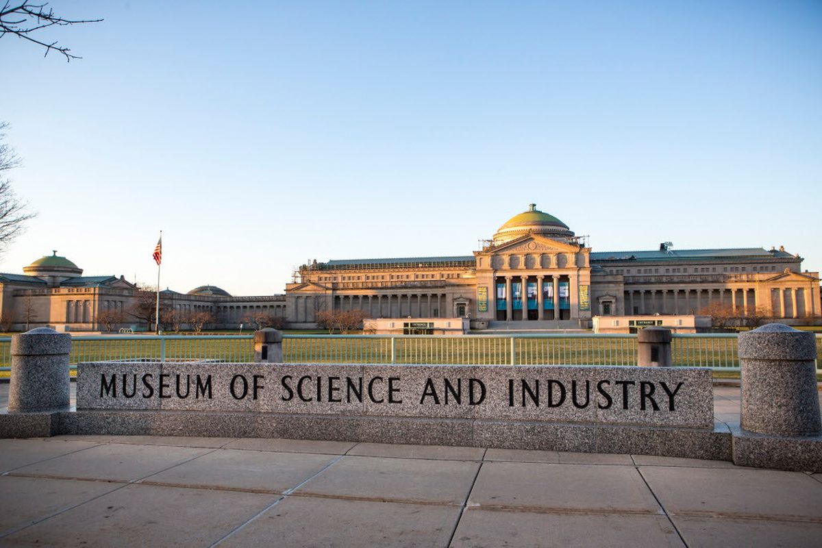 The Museum of Science and Industry is getting a new name.