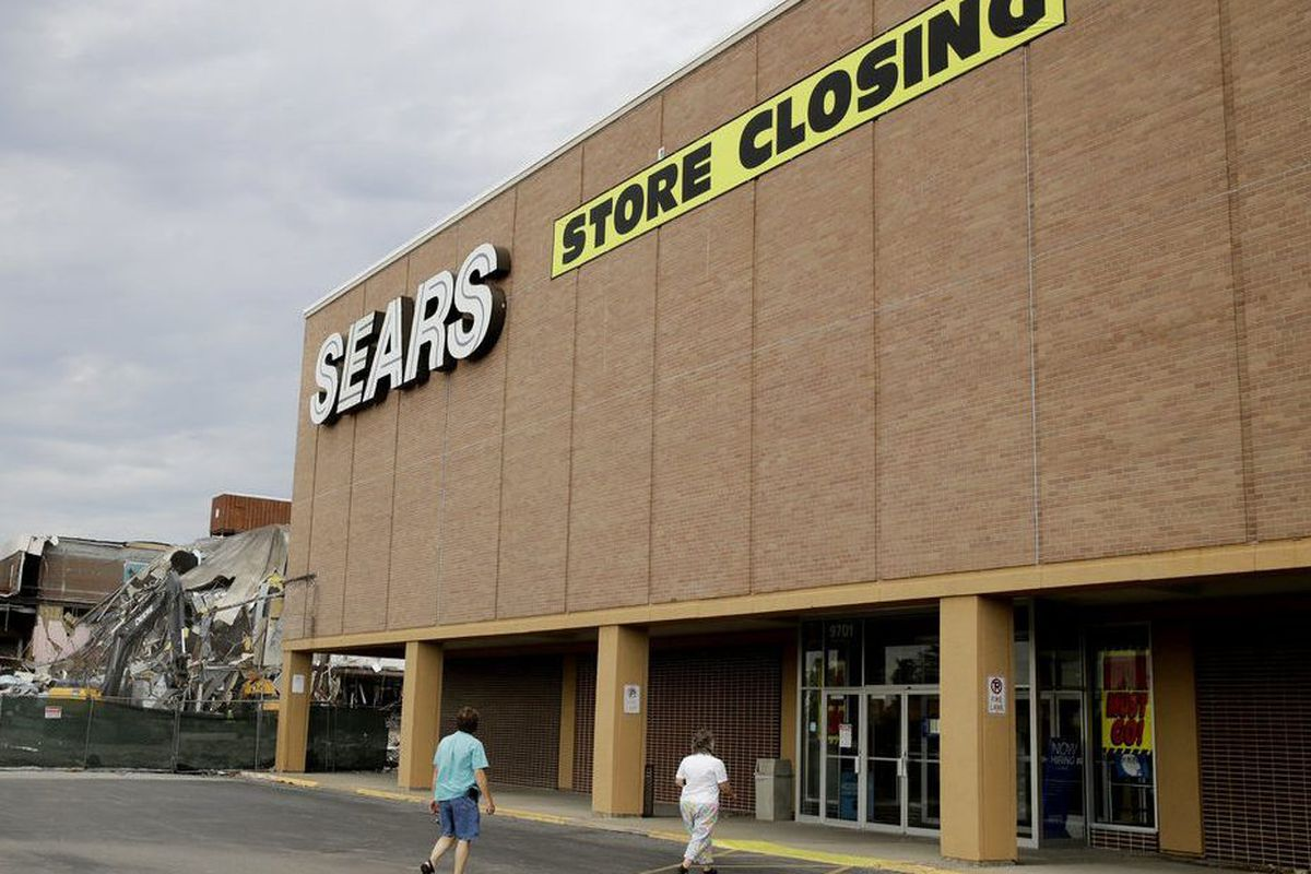 a828b1a24be Sears bankruptcy  Store closings list - Chicago Sun-Times