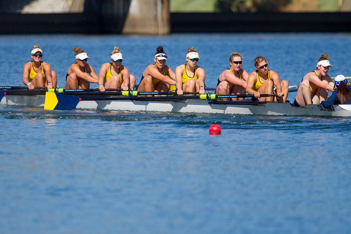 Pac-12 first to 500 titles with UW rowing win