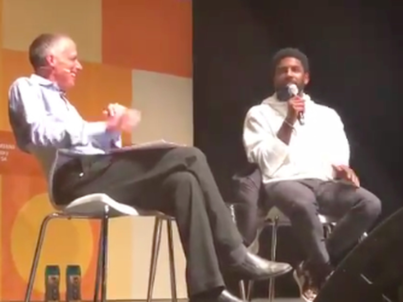 Kyrie Irving apologizes to science teachers for spreading flat earth  theories - SBNation.com 40d0a6921