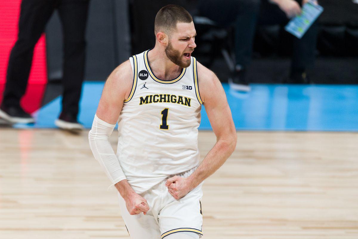 COLLEGE BASKETBALL: MAR 13 Big Ten Tournament - Michigan v Ohio State