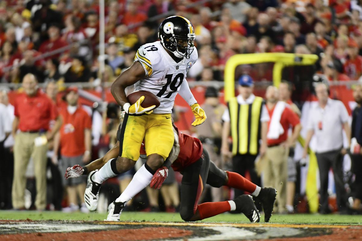 9d9955a62 Photo by Julio Aguilar Getty Images. The Pittsburgh Steelers injury ...