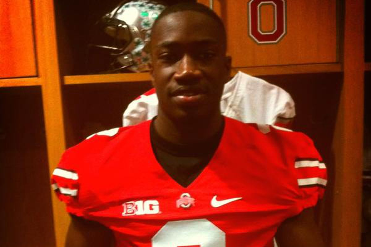 James Clark must have liked what he saw in that Buckeye uniform, as he becomes the 25th commitment in the class of 2013