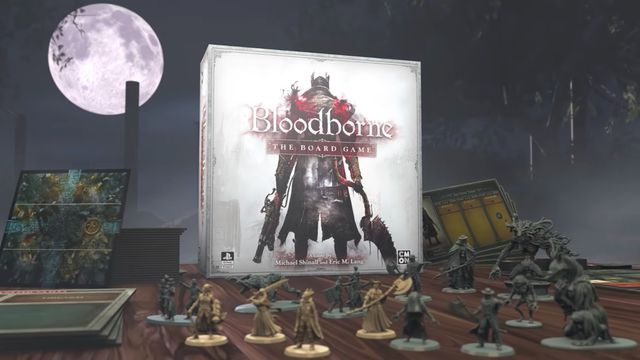 Bloodborne board game trailer offers a dynamic look at how it plays