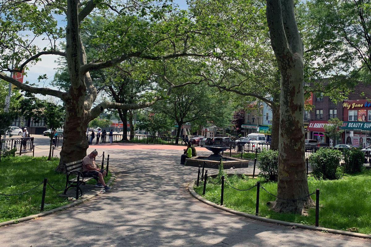 Tompkinsville Park
