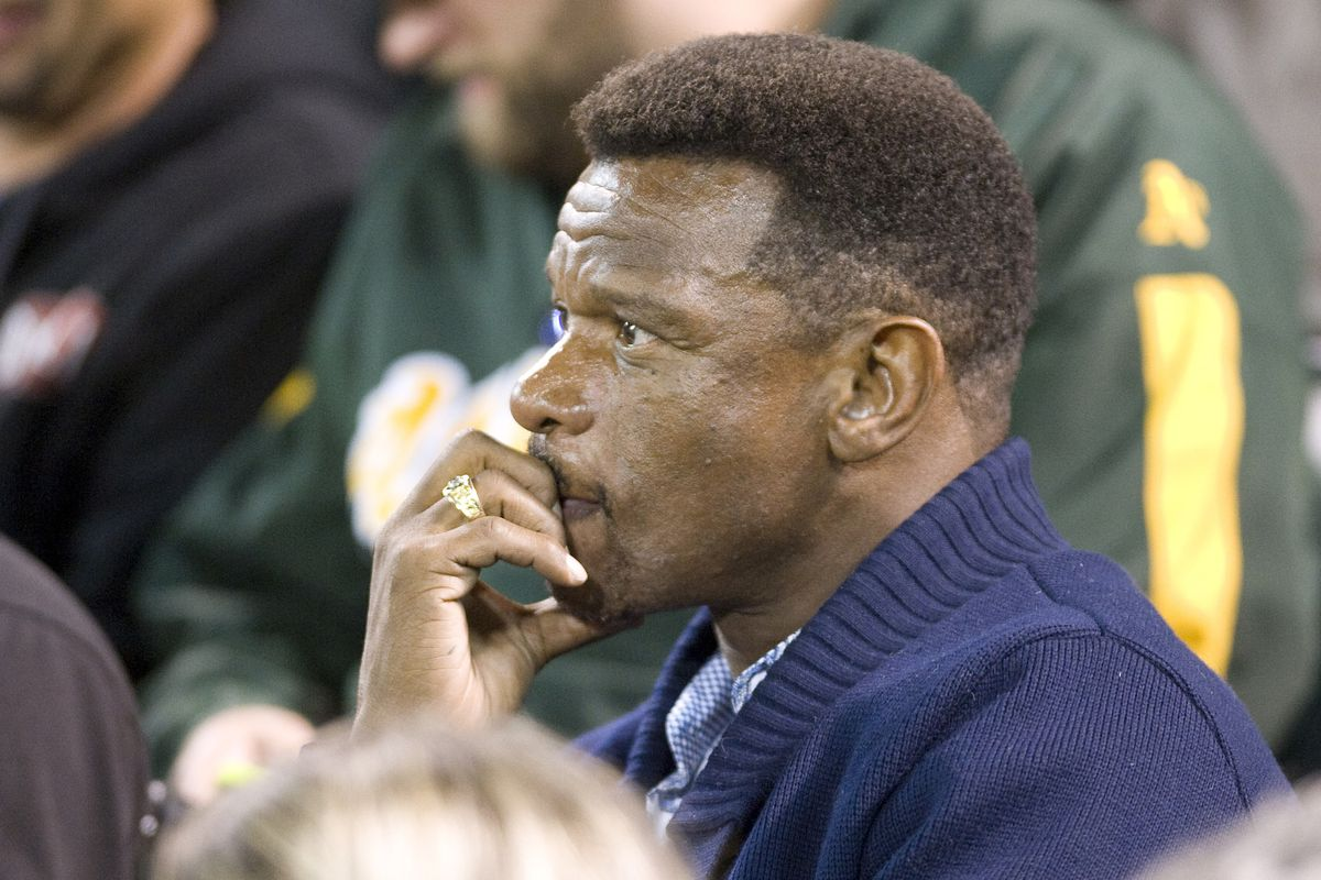 Don't worry, Rickey, you're already in.