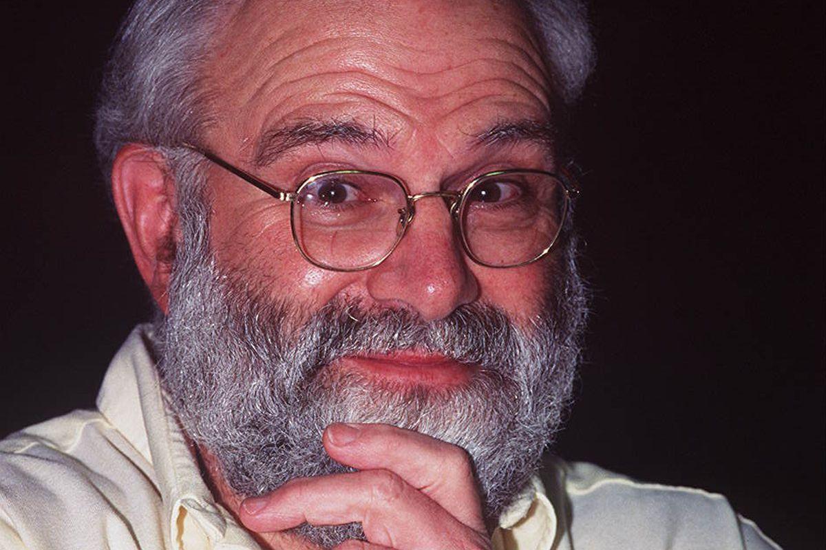 Oliver Sacks in 1995 by Franziska Krug/German Select.