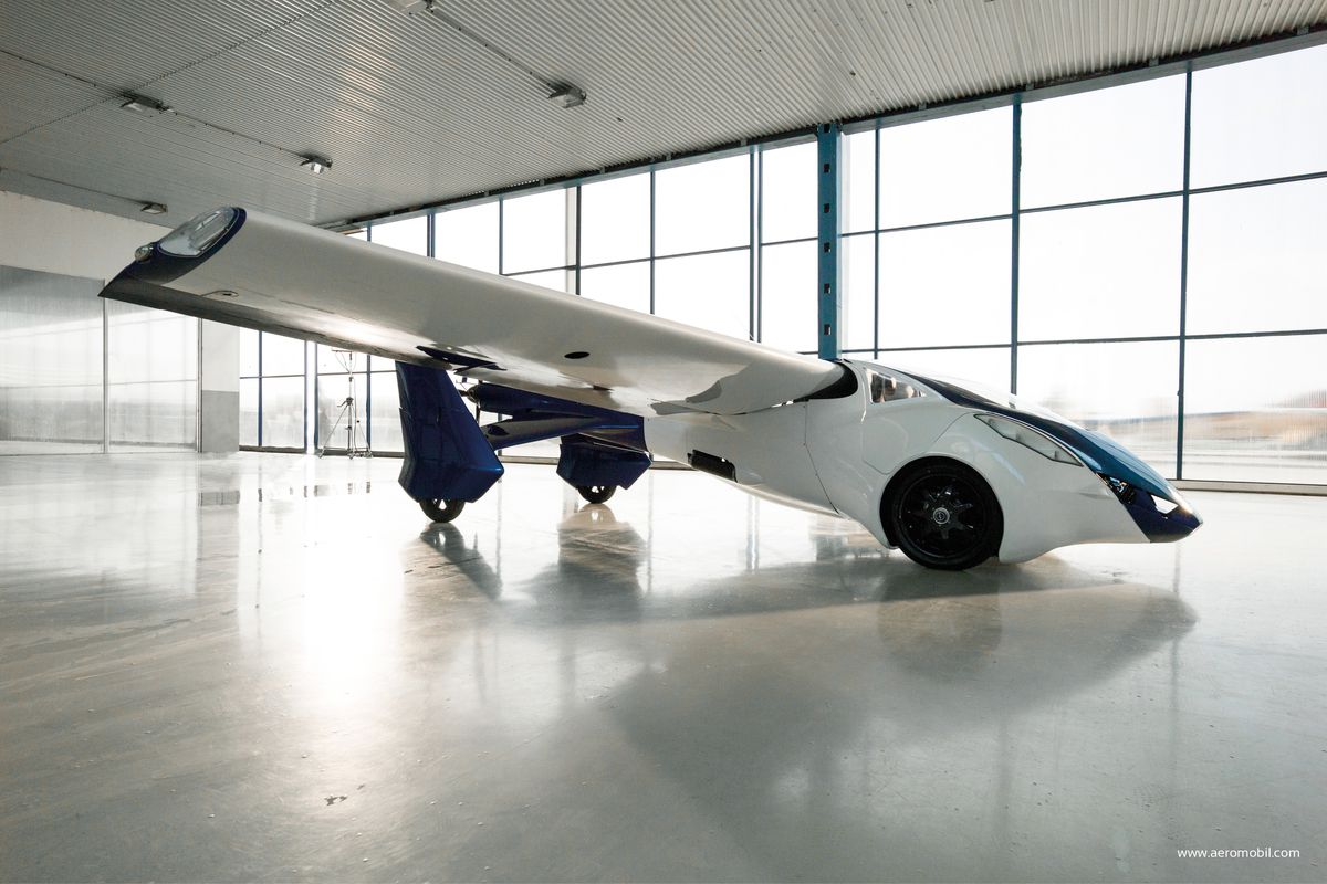new flying car release dateAeroMobil hopes to launch its flying car in 2017 and a self