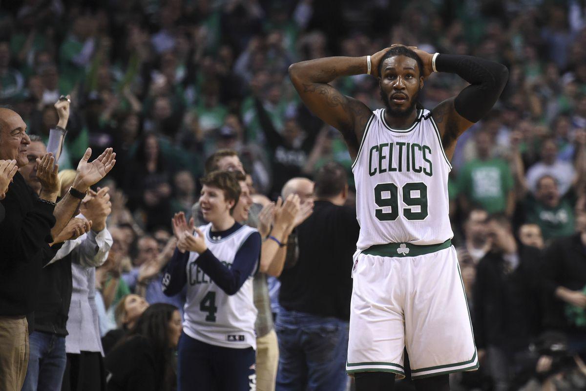 NBA: Playoffs-Washington Wizards at Boston Celtics