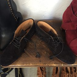 Shoes, size 38