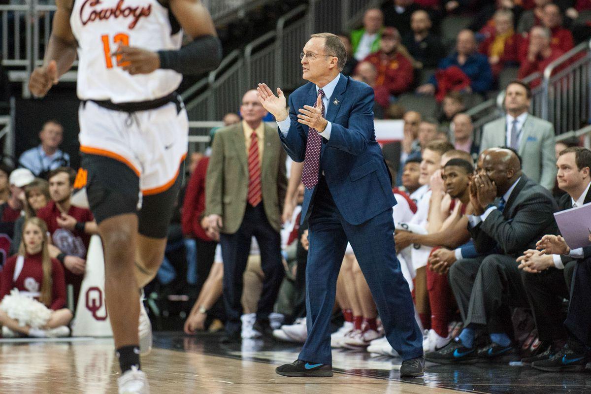 NCAA Basketball: Big 12 Conference Tournament-Oklahoma vs Oklahoma State