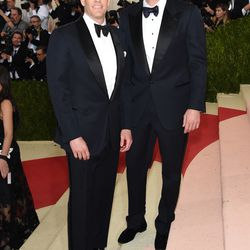 The Winklevoss brothers