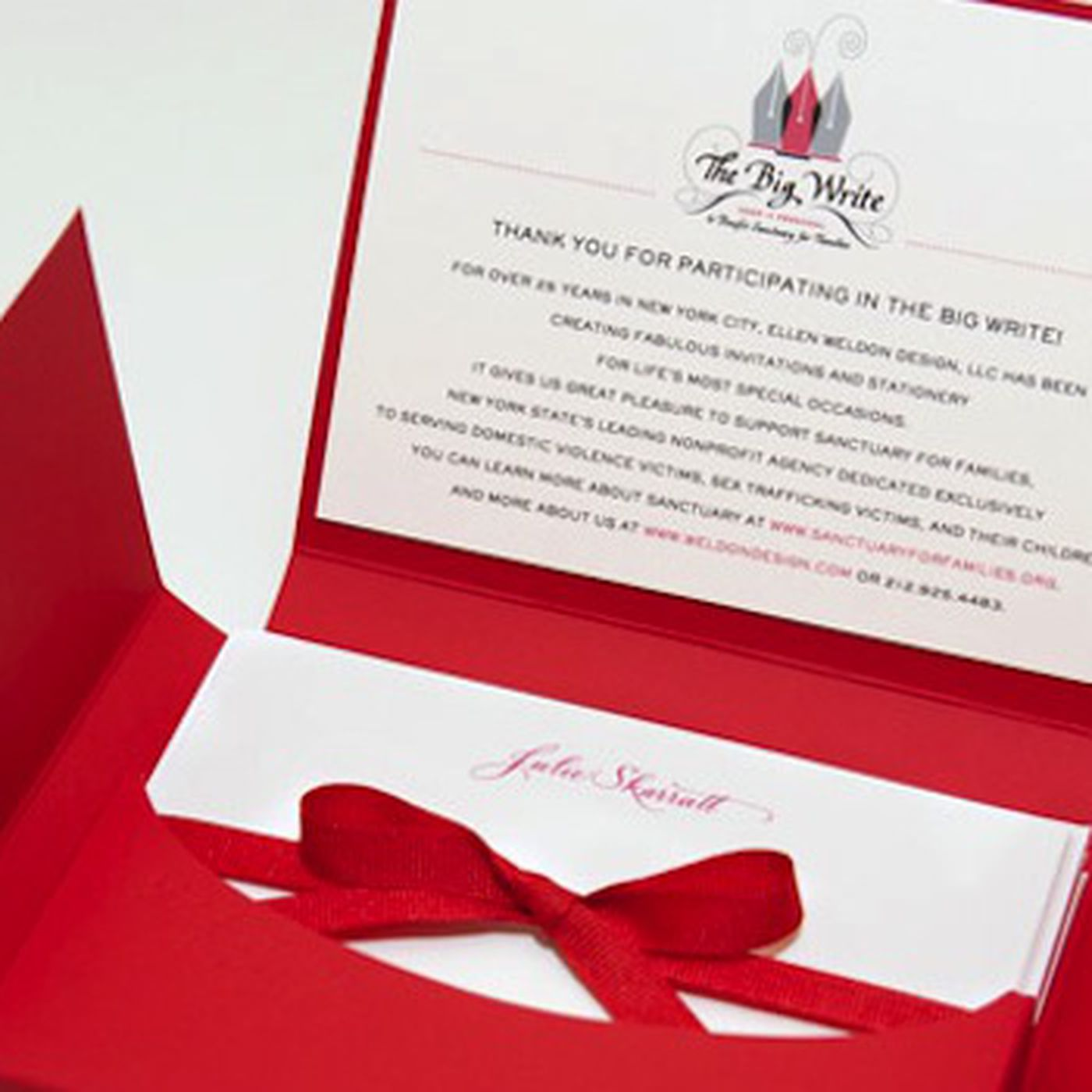 Stationery That Gives Back; Designer Ornaments; Roja Parfums - Racked NY