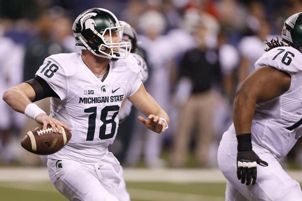 The Spartan defense is strong, but can Connor Cook do enough to propel Sparty to victory?