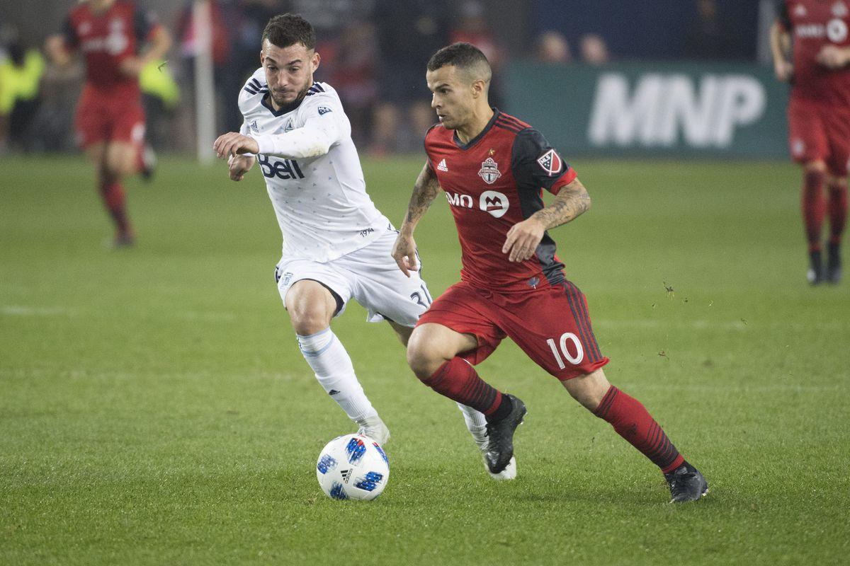 Predicting Toronto FC's lineup against D.C. United