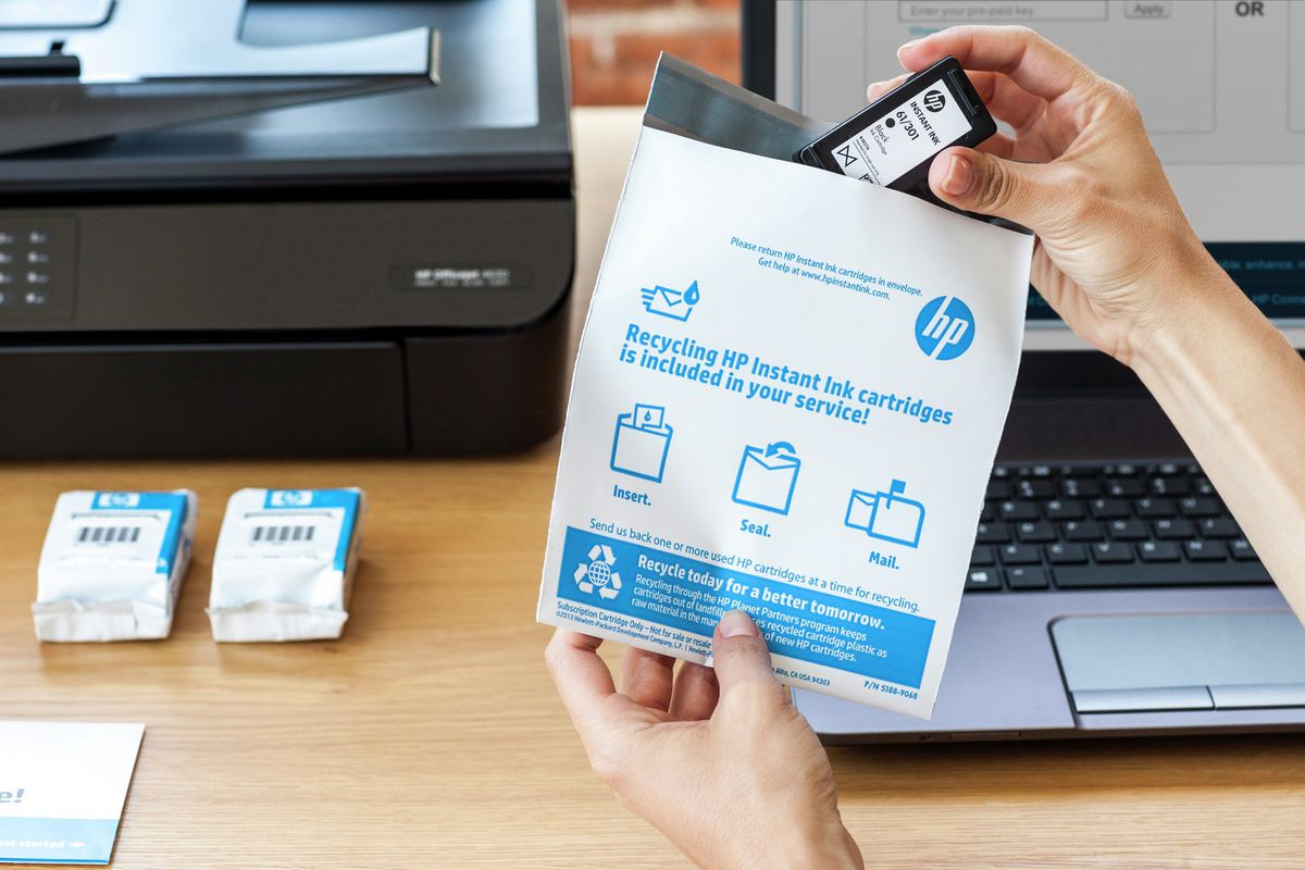 Why Aren't You Recycling Your Printer Ink Cartridges? - Vox