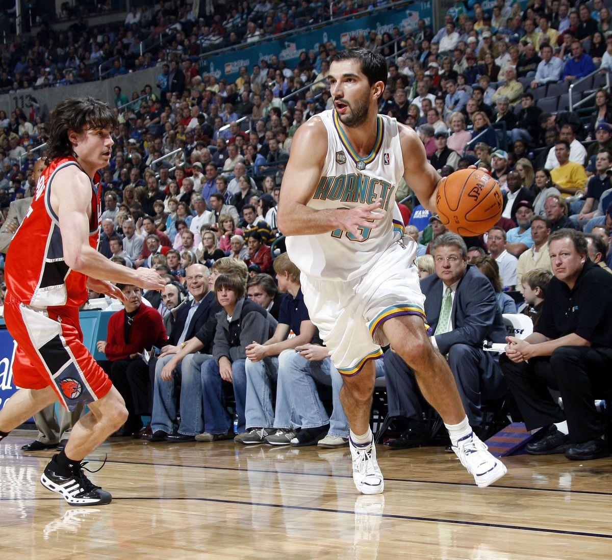 Charlotte Bobcats v New Orleans/Oklahoma City Hornets