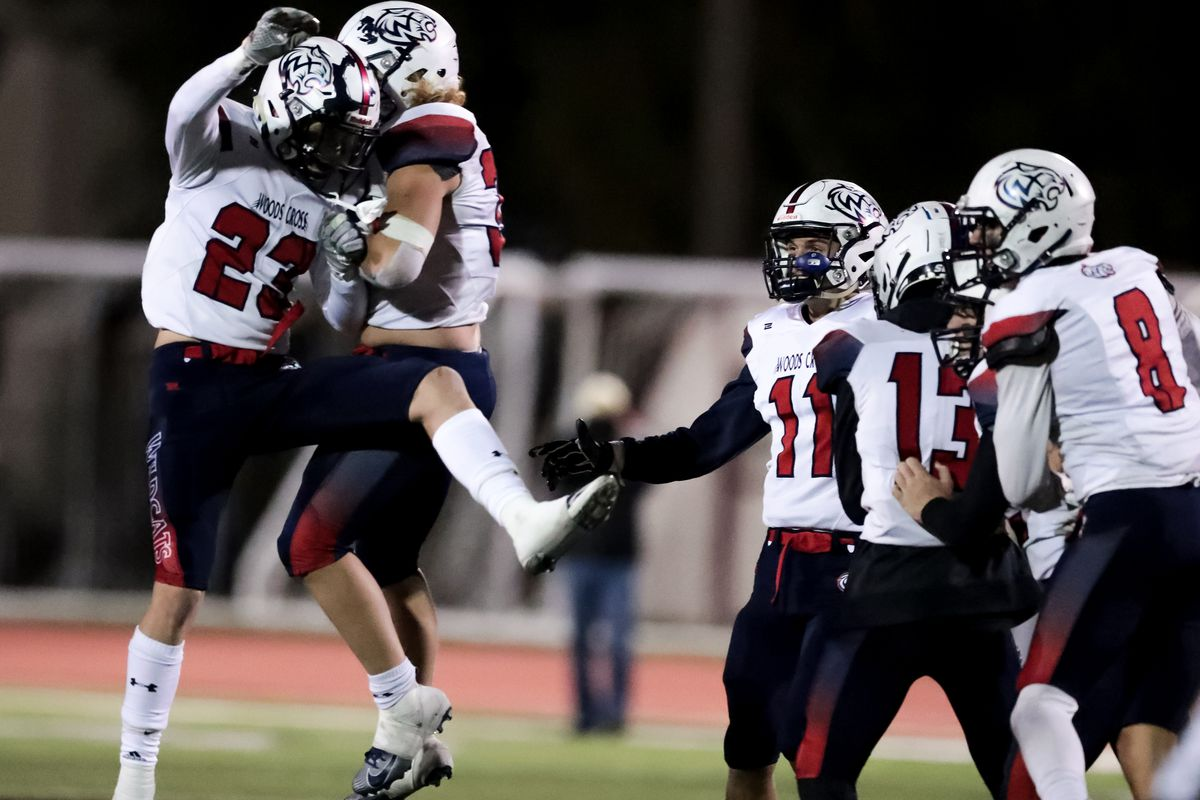 Image result for woods cross high school football
