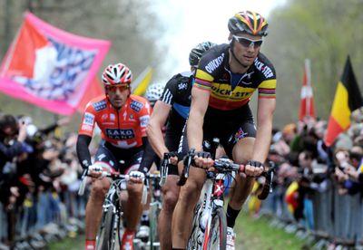 Boonen Arenberg 2010 Roubaix