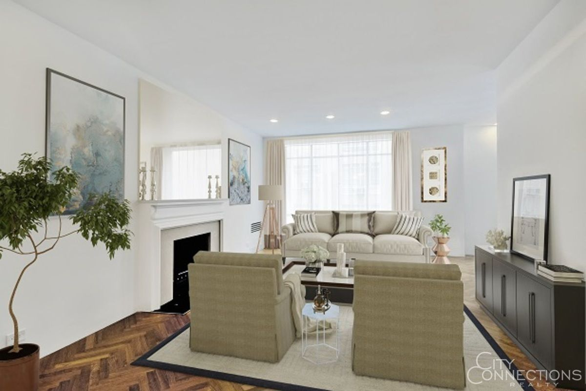 Reveal 950 000 For A One Bedroom Co Op In Midtown S Rockefeller Apartments