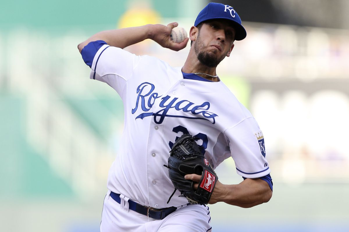 James Shields wins even when he loses.