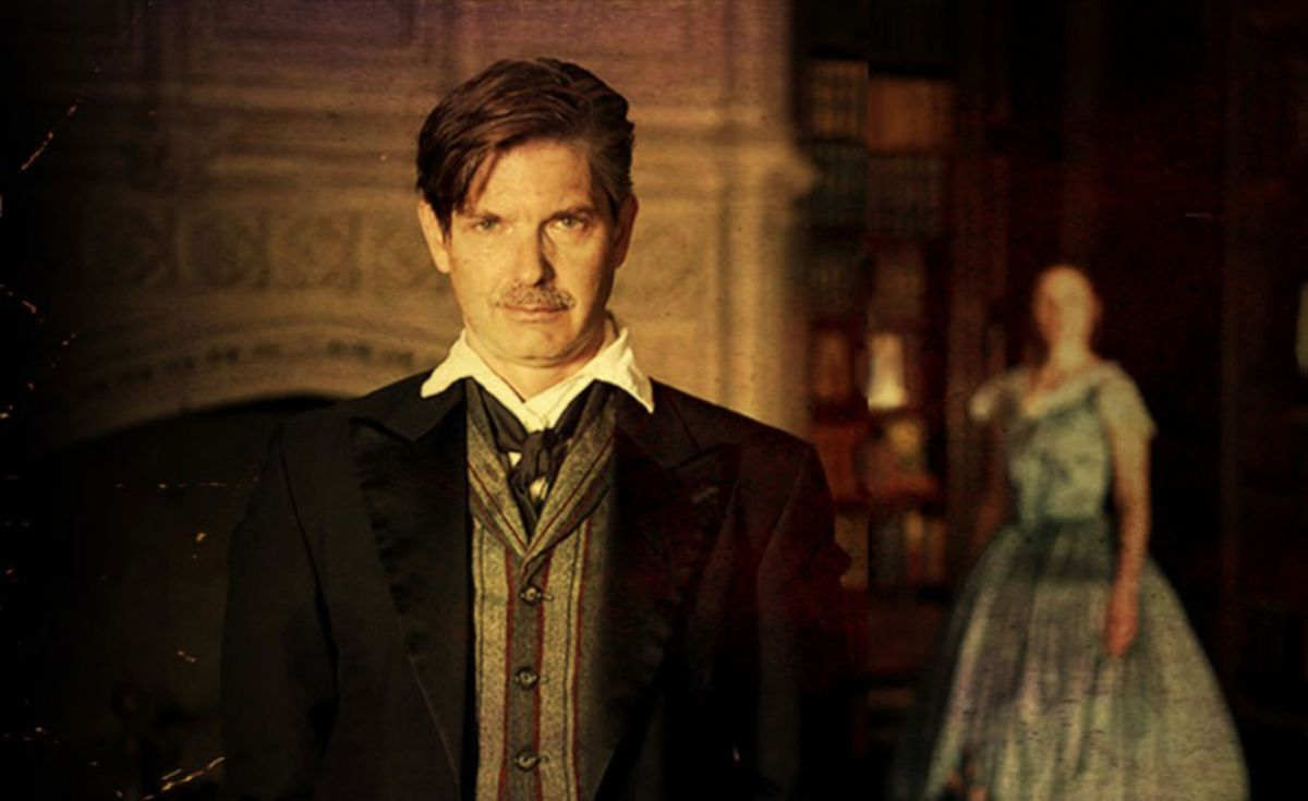 """Christian Gray stars as the title character in """"Madness of Edgar Allan Poe."""""""