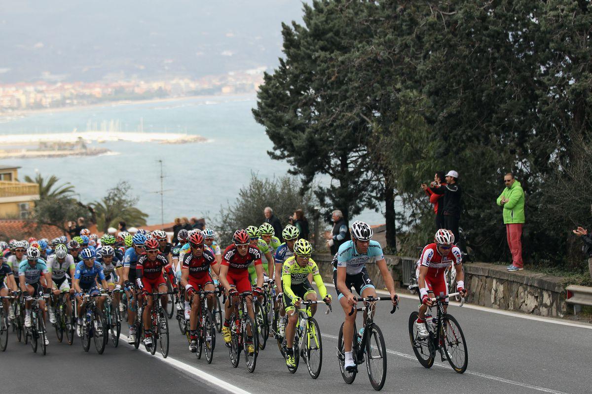 2012 Milan - Sanremo Cycle Race