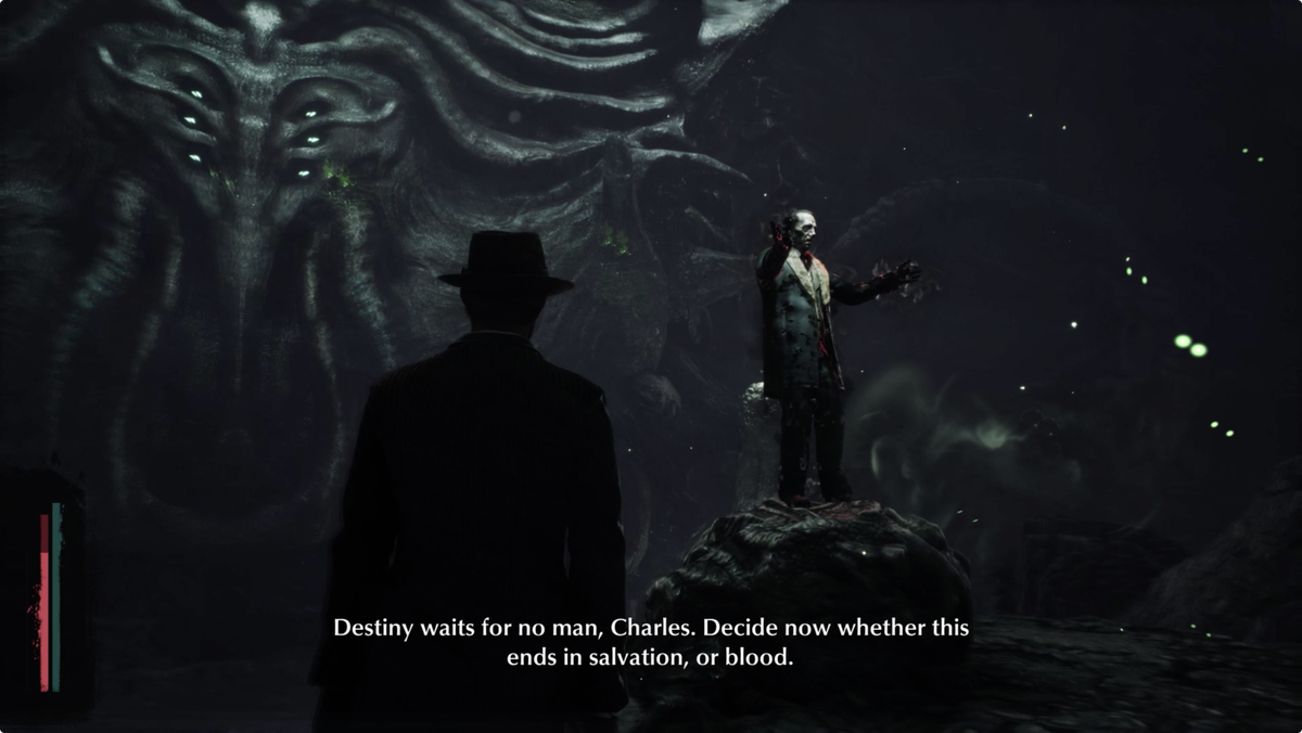 The Sinking City ending