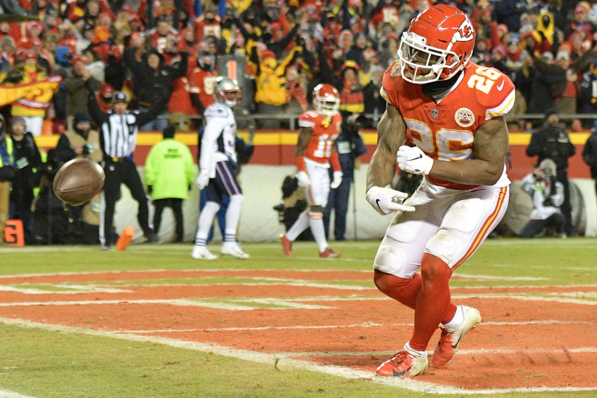 If Melvin Gordon gets traded, who becomes the best RB in the AFC West?