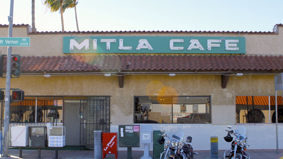 Taco Bell Wouldn't Exist Without San Bernardino's Mitla Cafe