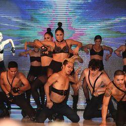 Interpretative dancing!