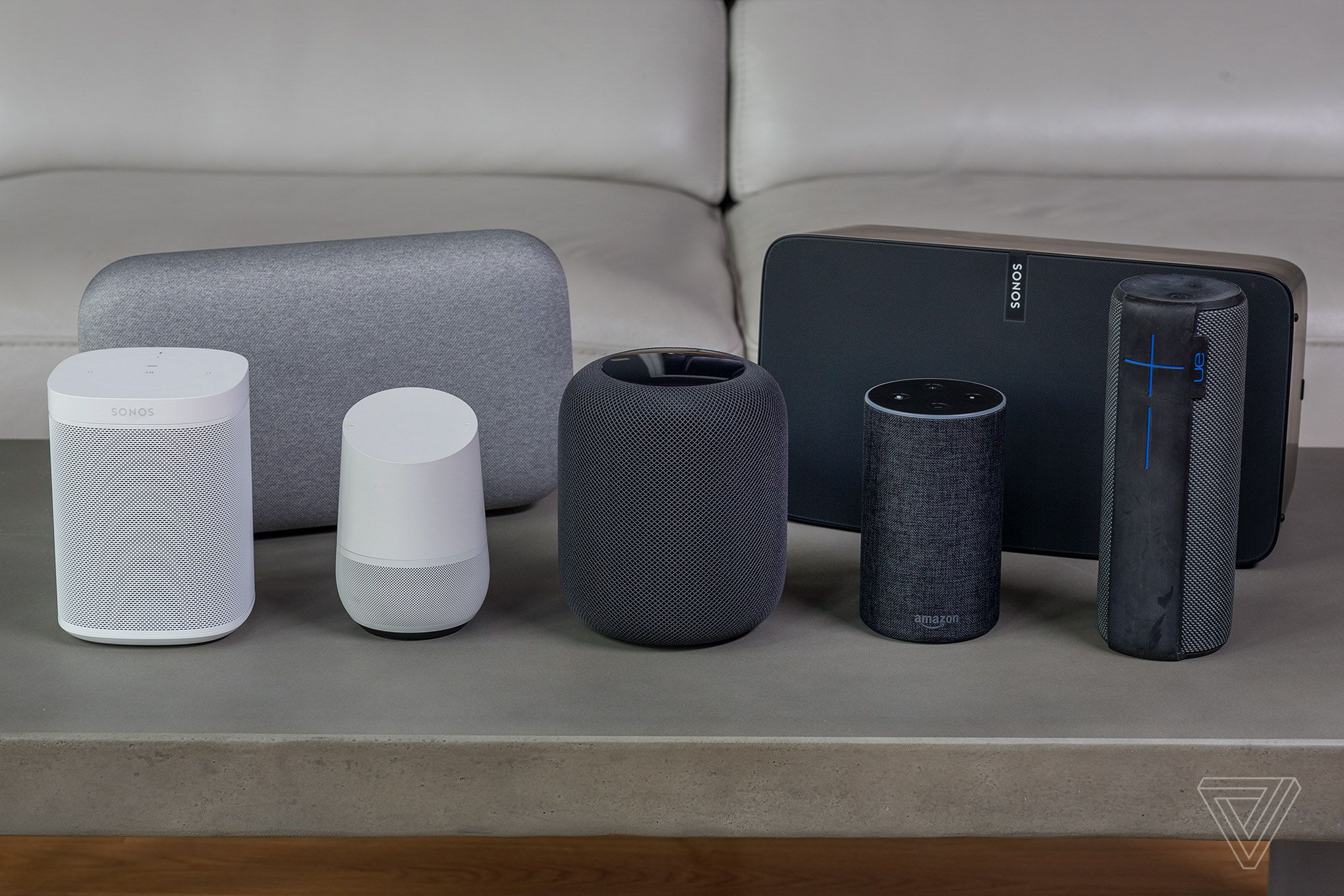 smart speakers everywhere