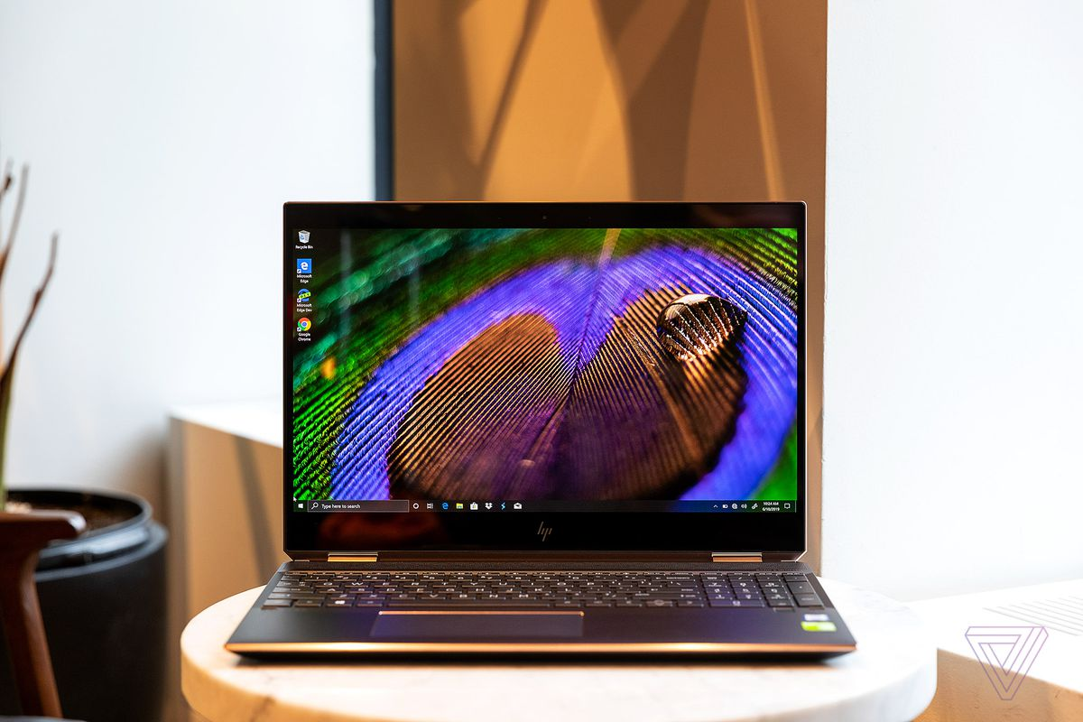 45c579586976 HP Spectre x360 15 AMOLED review: beautiful screen, miserable ...