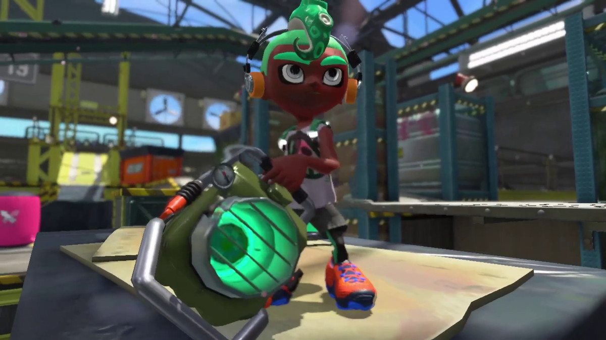 Splatoon 2 S Octo Expansion Dlc Gets A Surprise Release Tomorrow