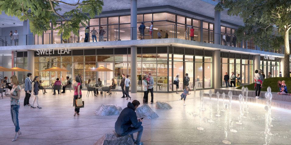 Massive Upcoming Culver City Ivy Station Development Adds Big Name Tenants