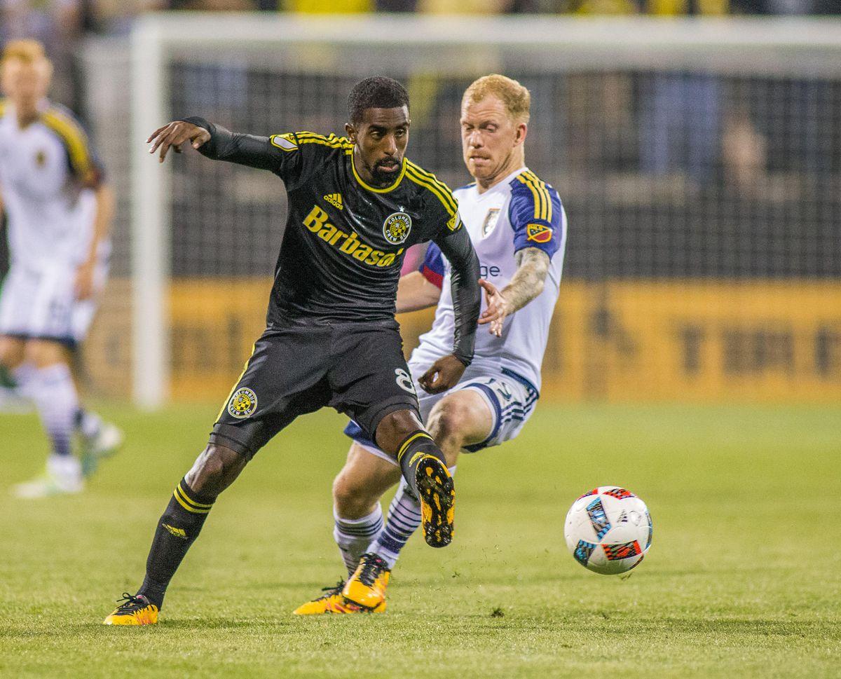MLS: Real Salt Lake at Columbus Crew SC