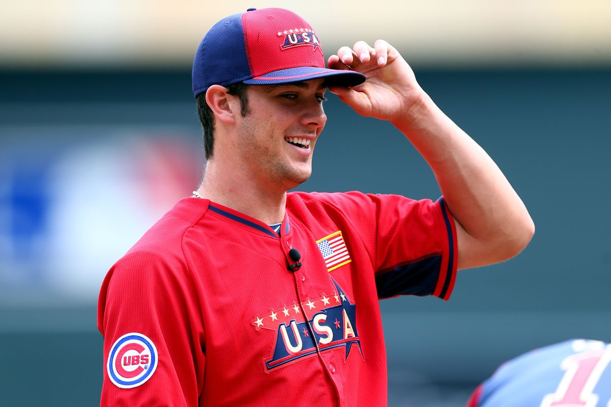 Kris Bryant might be in your starting lineup on Wednesday.