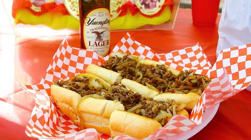 Cheesesteaks from Way South Philly